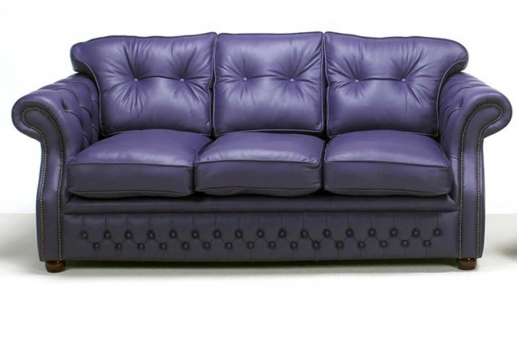 """Thornhill"" Chesterfield 3-Sitzer"