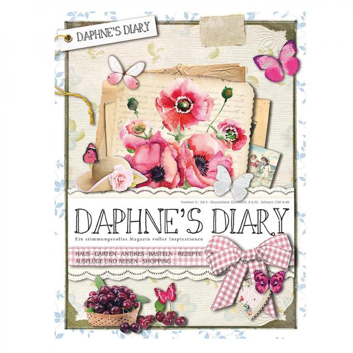 Daphne's Diary Deutsch Juli 2013