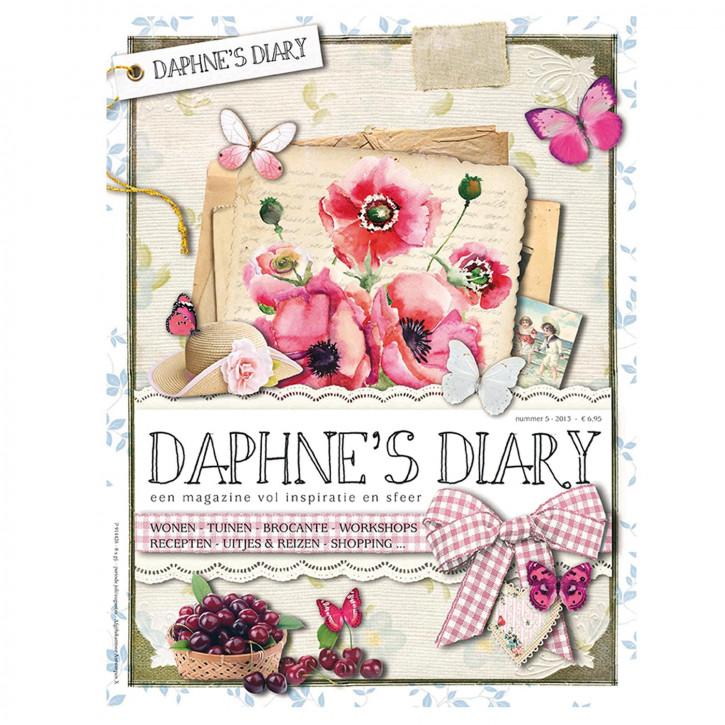 Daphne's Diary Juli 2013