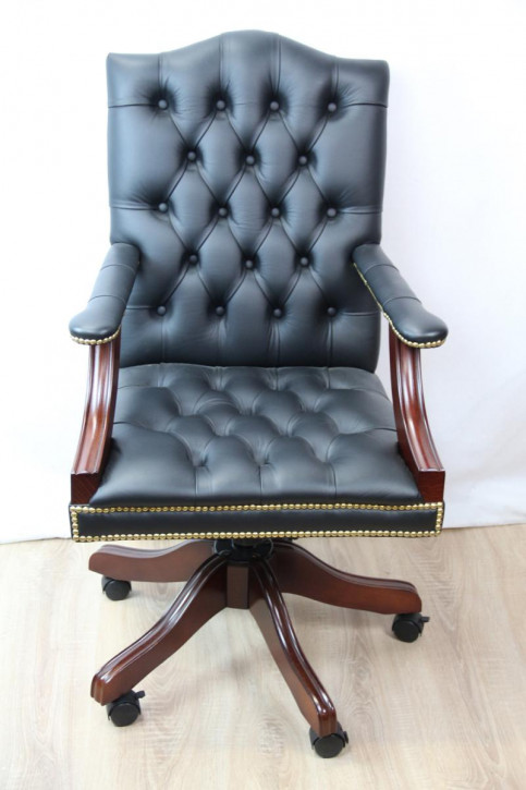 Chesterfield Drehstuhl Gainsborough IC sviwel