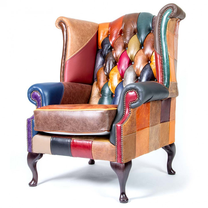 """Chesterfield Ohrensessel """"Fun Wing Chair"""""""