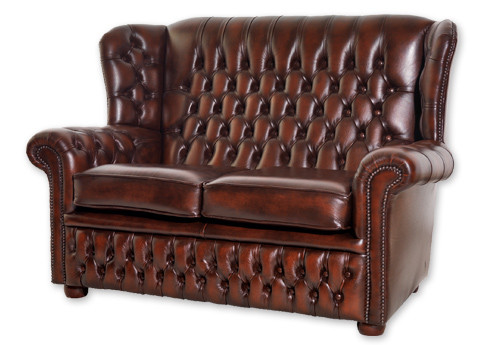 Chesterfield Henry  2-Sitzer