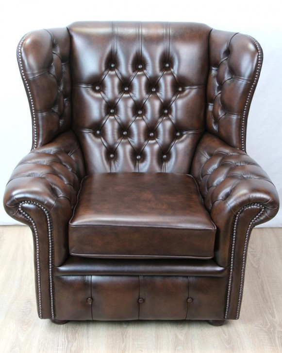 Chesterfield Henry chair
