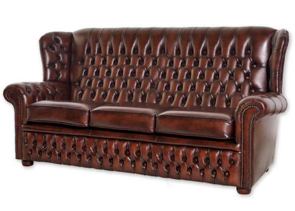 Chesterfield Henry 3-Sitzer