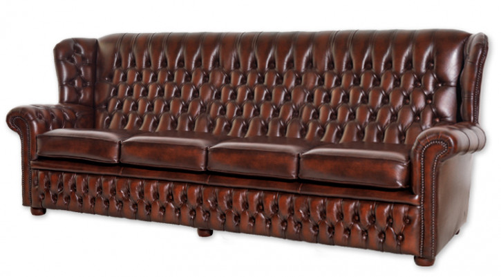 Chesterfield Henry 4-Sitzer