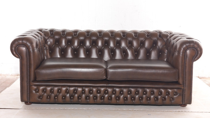 "Chesterfield Sofa ""Tudor"" 3-Sitzer"
