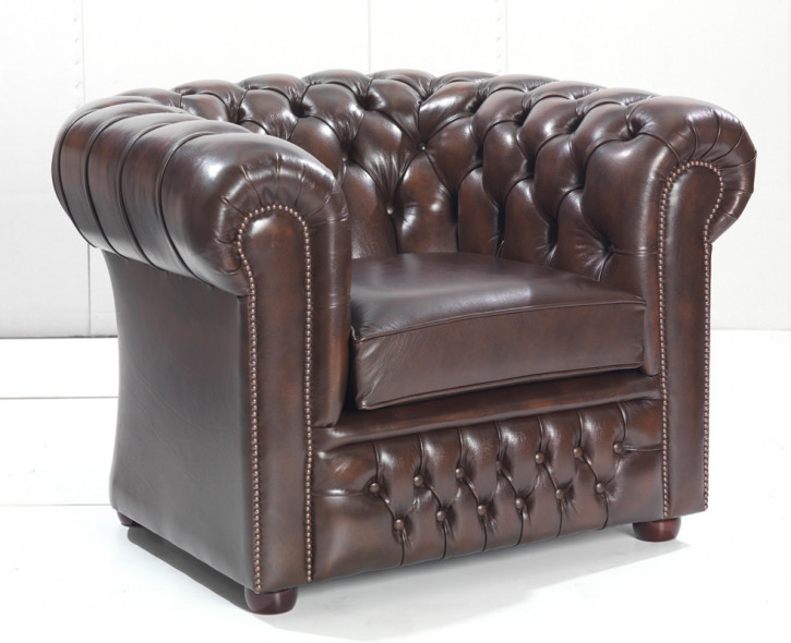 """Chesterfield Sessel """"William"""""""