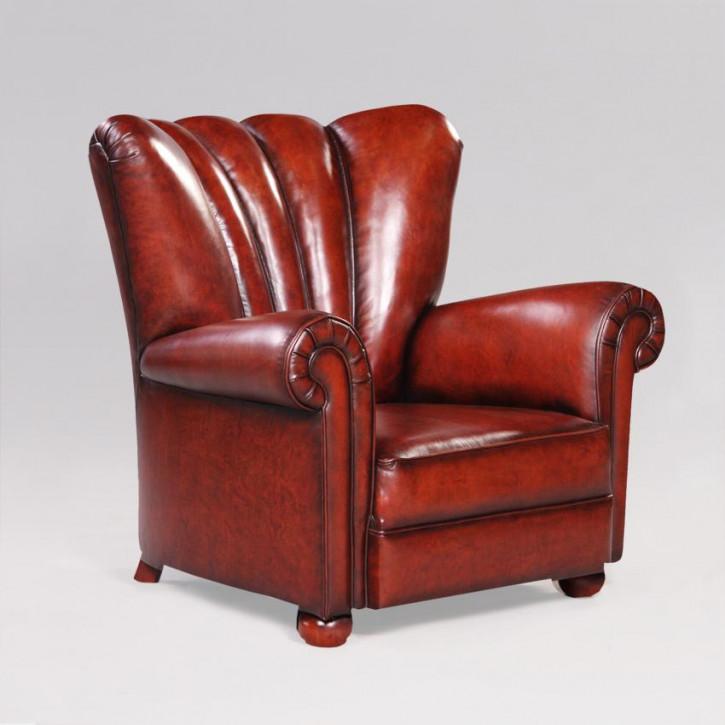 schreibtischstuhl merlot mit leder. Black Bedroom Furniture Sets. Home Design Ideas