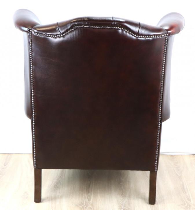 """John Wing Chair"" Chesterfield Ohrensessel"