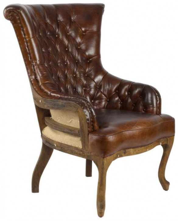 "Chesterfield Ledersessel ""Bristol"""