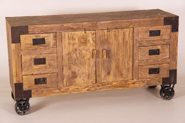 Sideboard im Industrie Design