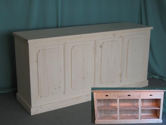 Sideboard mit 3 Schubladen