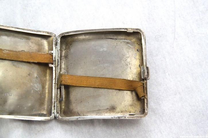 antike Zigarettendose 1930