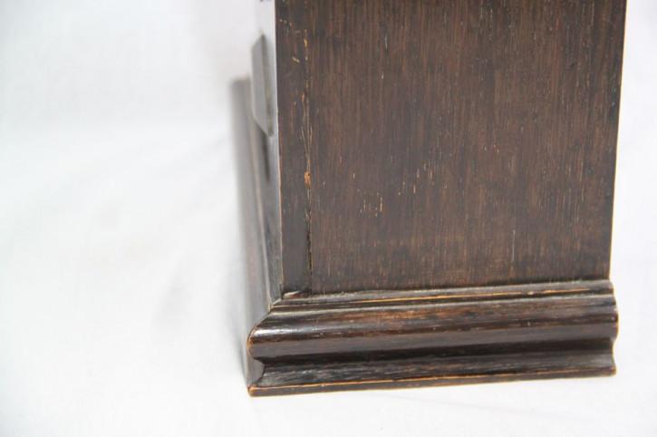 """Alte Kaminuhr """"Wooden Simplicity"""""""