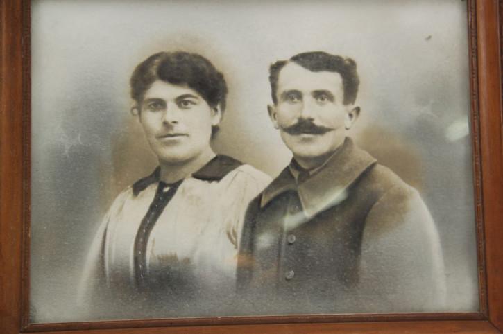 Bild von einer Frau und einem Mann