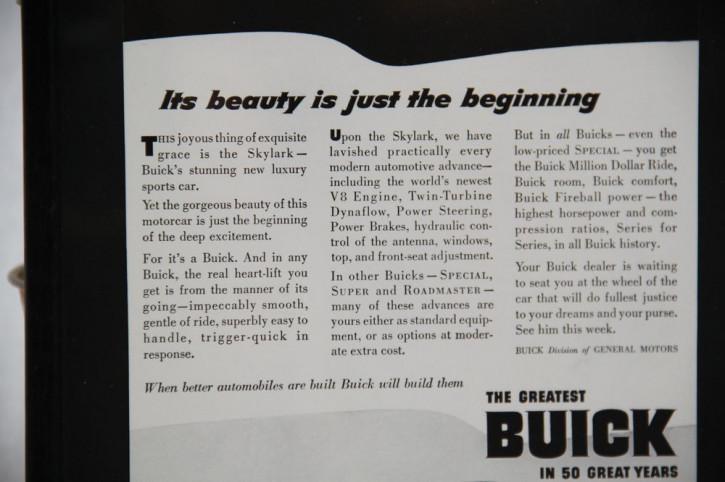 Buick Werbebild