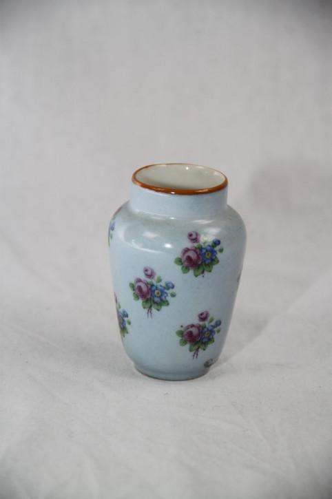 Hübsche Porzellan Vase