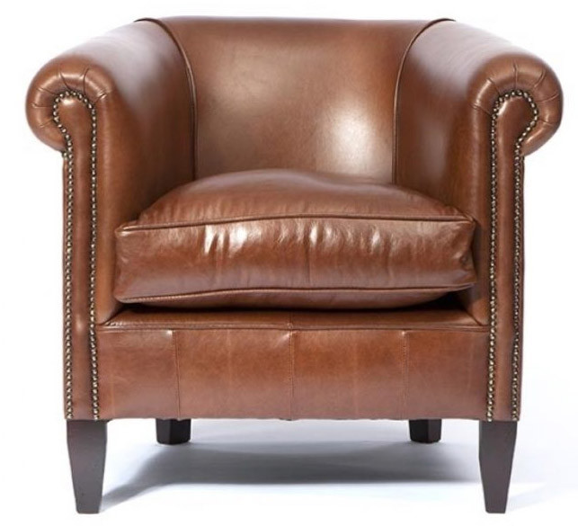 """Lancaster Club Tub"" Chesterfield Sessel"