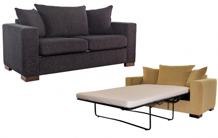 """Madrid"" Schlafsofa ""Scatter"" 2.5 Seater Sofabed 175cm"