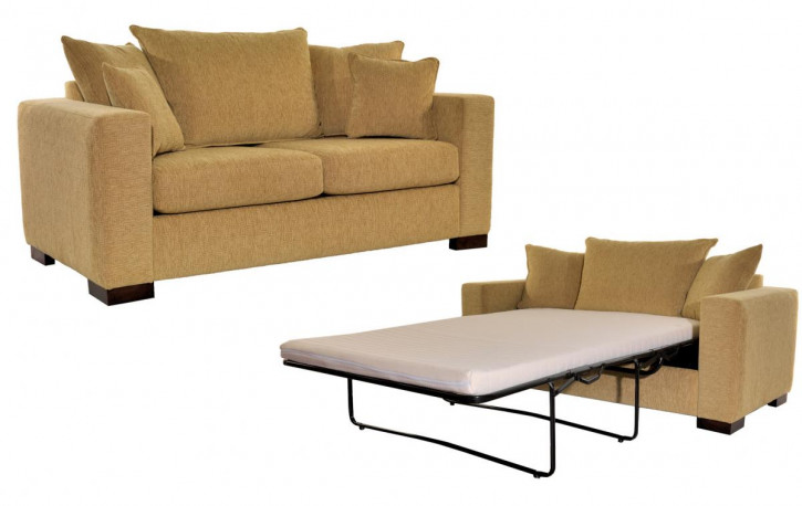 Schlafsofa Madrid Scatter 3 Seater Sofabed 190cm