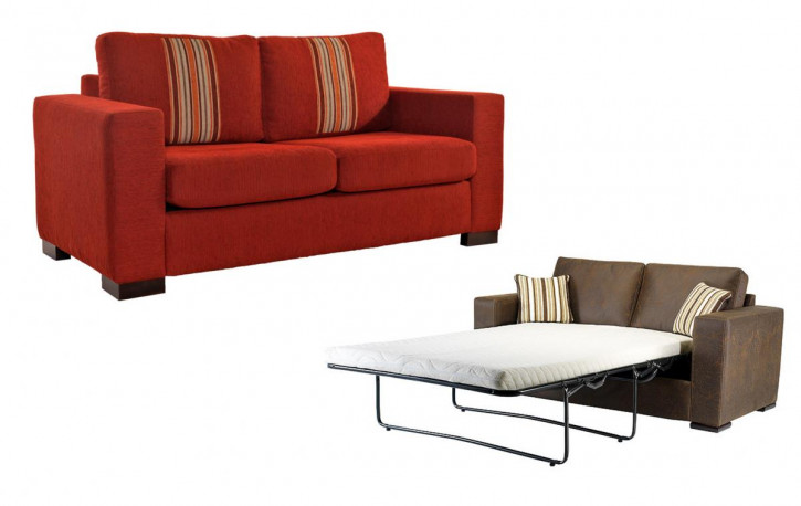 """Madrid"" Schlafsofa 2.5 Seater Sofabed 175cm"