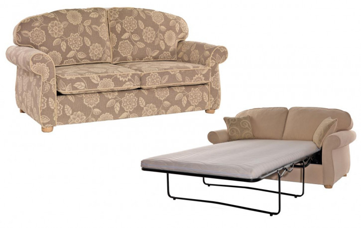 """Milan"" Schlafsofa  2.5 Seater Sofabed 175cm"