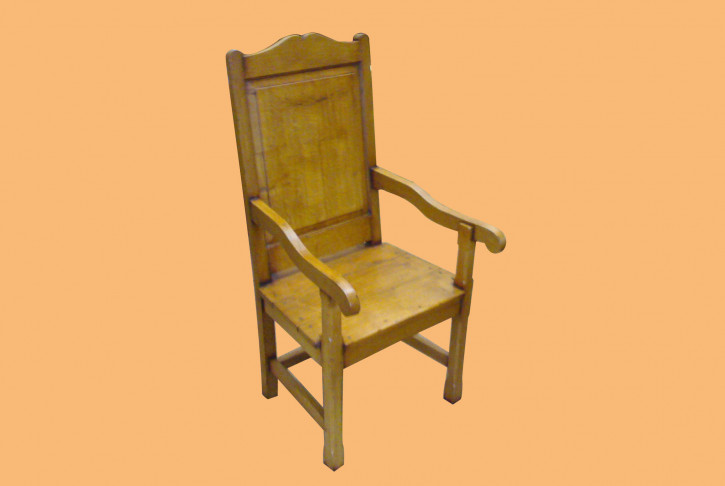 Solid Greavener Chair - Arm