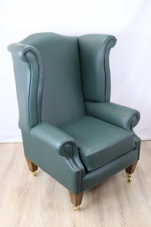 """""""Edmonson Chair"""" Chesterfield Sessel"""