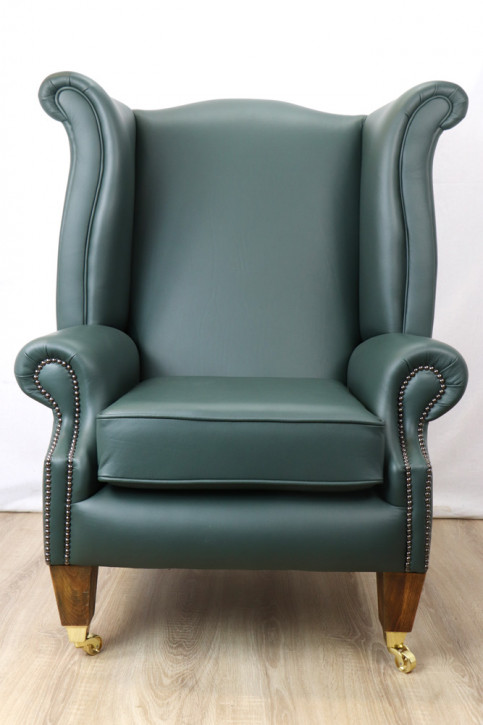 """Edmonson Chair"" Chesterfield Sessel"