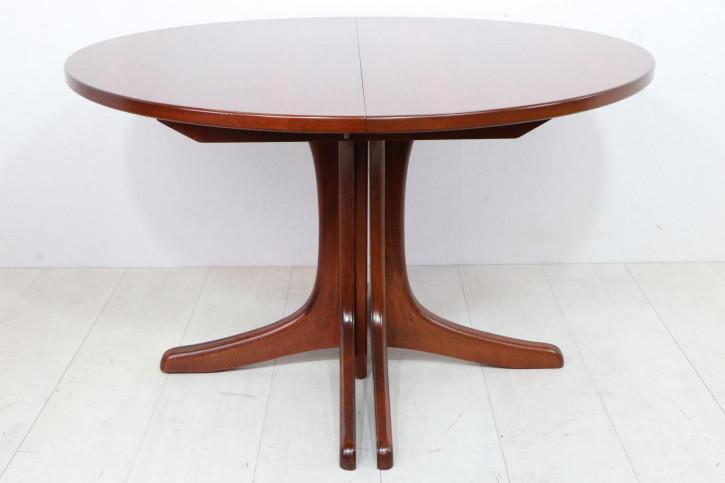 Originaler Thonet Tisch, ausziehbar, massive Buche