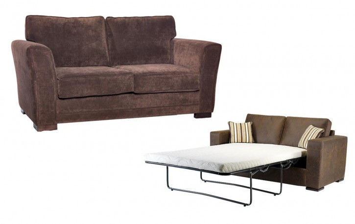 """Oslo"" Schlafsofa  2.5 Seater Sofabed 185cm"
