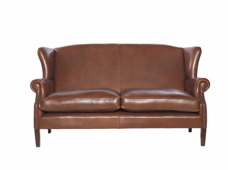Chesterfield Sofa Queen Anne 2 Sitzer
