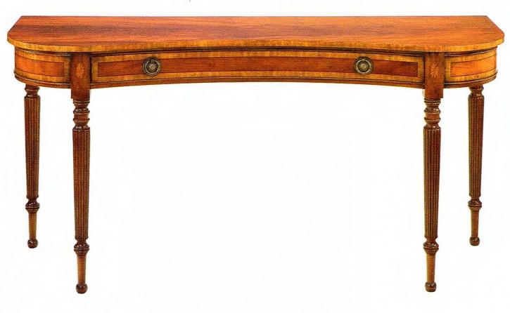 """""""George II Sofa Table"""" Sofatisch"""