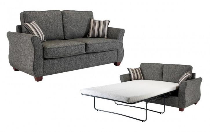 """Roma"" Schlafsofa 2.5 Seater Sofabed 169cm"