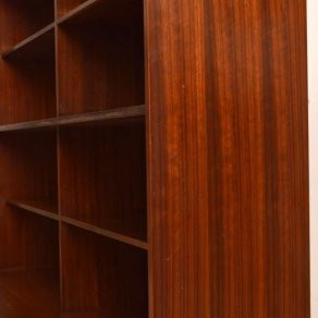 Bücherregal aus Massivholz 50iger Jahre Bücherschrank Regal von G-Plan