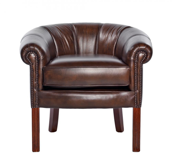 """Classic Lounge Chair"" Chesterfield Sessel"