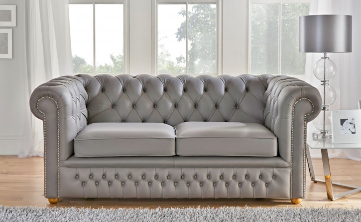 "Chesterfield Sofa ""Carter"" 2-Sitzer"