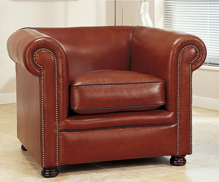 """Chesterfield Sessel """"Dylan"""""""