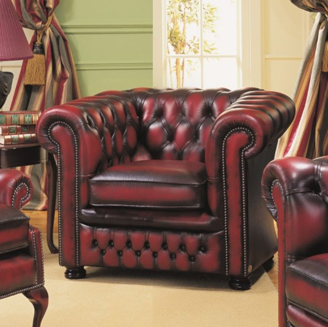 """Chesterfield Sessel """"Nathan"""""""
