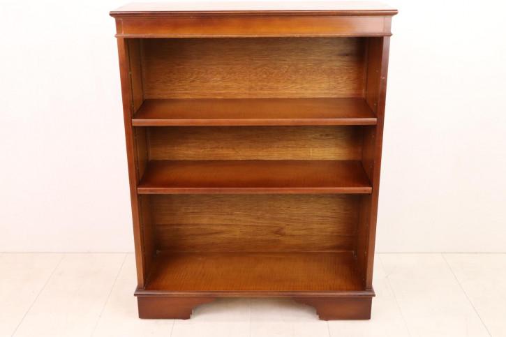 Stilvolles kleines Bücherregal / Open Bookcase im englischen Stil