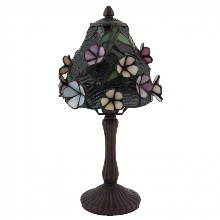 Tischlampe Tiffany-Stil ca. Ø 15 cm