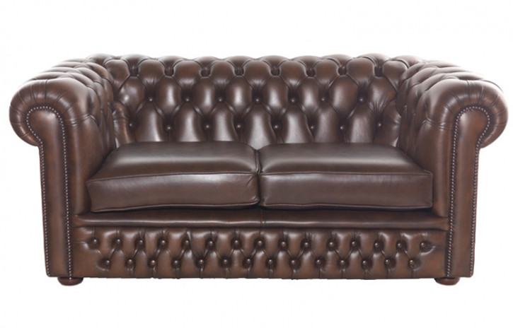 """Bristol"" original Chesterfield 2-Sitzer"