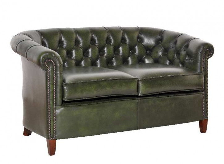 Chesterfield Clubsofa Diana 2-Sitzer