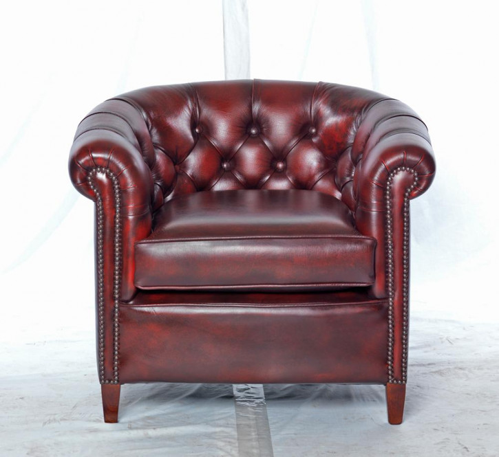 """""""Diana"""" Chesterfield Sessel"""