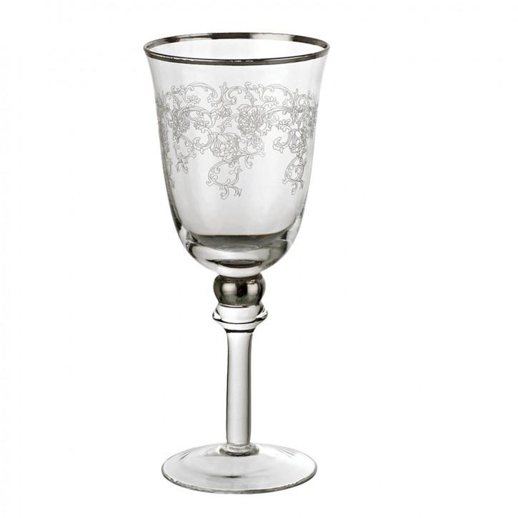 Weinglas ca. 8 x 19 cm