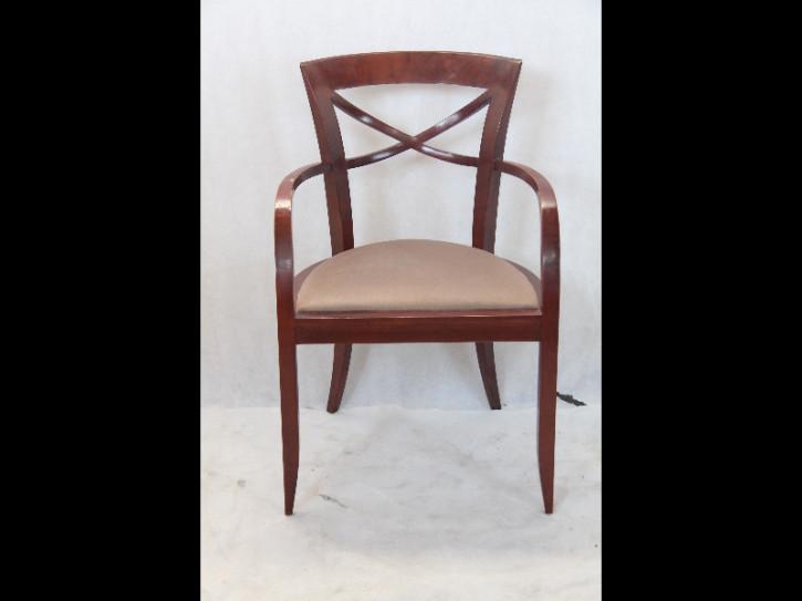 Stuhl Mahgoni Armchair Armlehnenstuhl aus england