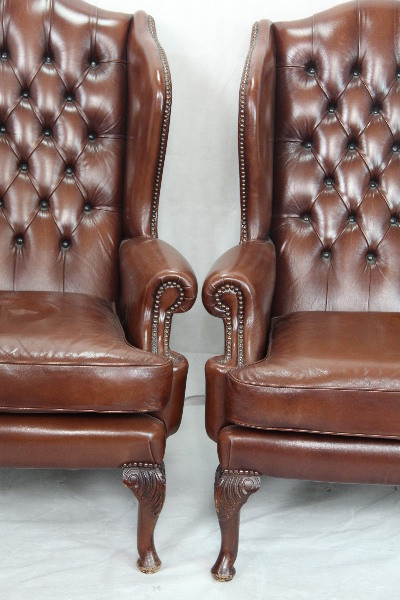 """Victoria"" Chesterfield Sessel"