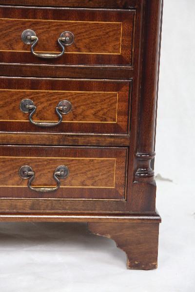 Komode Mahagoni Chest Edwardian