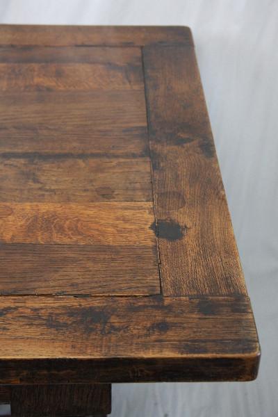 Massivholz Esstisch Landhaustisch  Eiche Esstisch