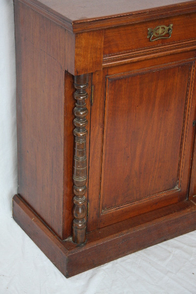 Sideoboard Victorian Mahagoni Original Massivholz